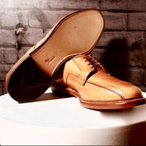 Allen Edmonds Hillcrest US 15 Brown Leather